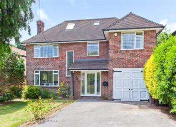 Thumbnail 6 bed detached house for sale in Woodland Drive, Hove, East Sussex