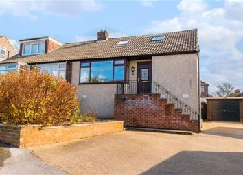 Thumbnail 2 bed semi-detached bungalow for sale in Owlcotes Garth, Pudsey, West Yorkshire