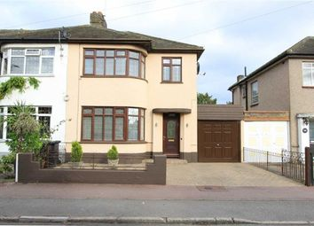 Thumbnail 3 bed semi-detached house for sale in Westrow Drive, Barking, Essex