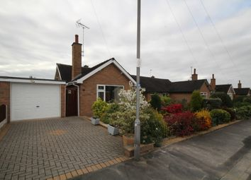 Thumbnail 3 bed detached bungalow for sale in Carlson Drive, Wrexham