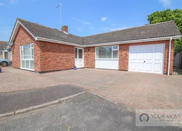 Thumbnail 3 bed bungalow for sale in Kingston Drive, Beccles