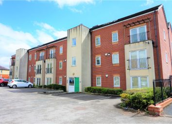 Thumbnail 2 bed flat for sale in Windermere Road, Leigh