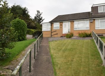 Thumbnail 2 bed semi-detached bungalow to rent in Waverley Gardens, Carlisle