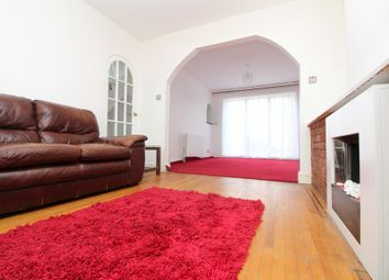 Thumbnail 3 bed end terrace house to rent in Chilmark Road, London