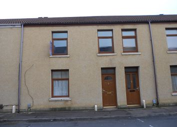 Thumbnail 3 bed terraced house to rent in Marsh Street, Aberavon, Port Talbot, Neath Port Talbot.