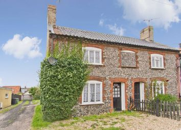 Thumbnail 3 bedroom end terrace house to rent in Brandon Road, Watton, Thetford