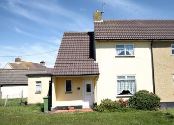 Thumbnail 2 bed semi-detached house for sale in Sandilands Road, Tywyn Gwynedd
