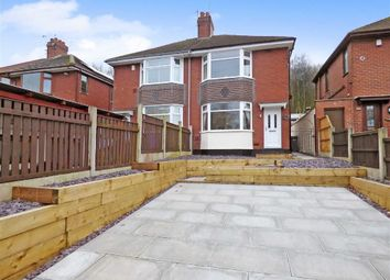 Thumbnail 2 bed semi-detached house for sale in North Street, Stoke, Stoke-On-Trent
