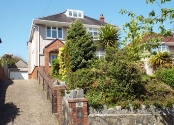 Thumbnail 5 bedroom detached house for sale in 10 Rhyd Y Defaid Drive, Derwen Fawr, Swansea