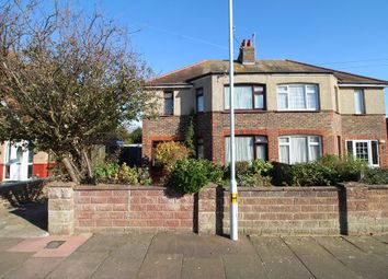 Thumbnail 3 bed property for sale in Woodside Road, Broadwater, Worthing