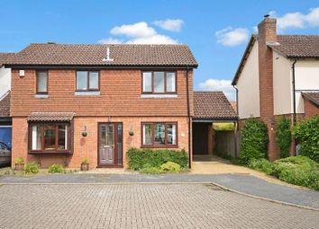 Thumbnail 3 bed detached house for sale in Wykeham Gate, Haddenham, Aylesbury
