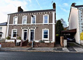 Thumbnail 4 bed semi-detached house for sale in Lowther Street, Penrith