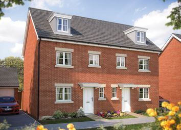 """Thumbnail 3 bed semi-detached house for sale in """"The Burridge"""" at Winchester Road, Hampshire, Botley"""