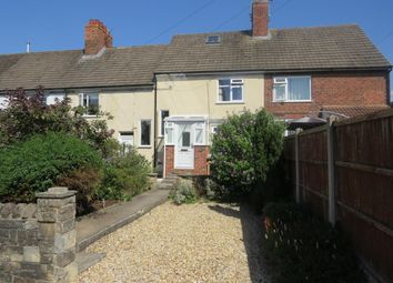 Thumbnail 2 bed terraced house to rent in Nottingham Road, Selston, Nottingham