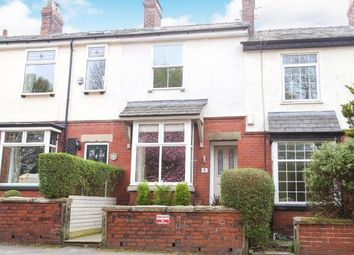Thumbnail 2 bedroom terraced house for sale in Highfield Road, Marple, Stockport, Greater Manchester
