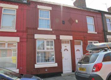Thumbnail 2 bedroom terraced house for sale in Kedleston Street, Liverpool, Merseyside