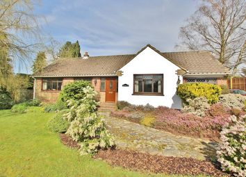 Thumbnail 3 bed detached bungalow to rent in Crays Pond Close, Crays Pond, Reading
