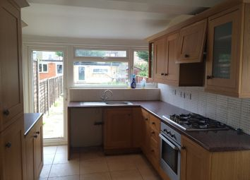 Thumbnail 3 bed terraced house to rent in Allens Road, Enfield