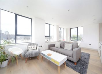 Thumbnail 1 bed flat to rent in York Road, Battersea, London