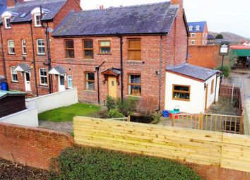 Thumbnail 3 bed terraced house for sale in Ty Isaf, Market Street, Market Street, Newtown, Powys