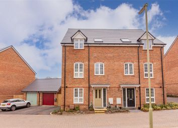 Sapling Close, Basingstoke RG23. 4 bed semi-detached house for sale