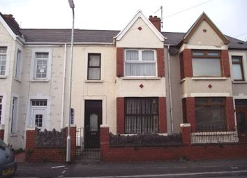Thumbnail 3 bed semi-detached house to rent in St Paul's Road, Aberavon, Port Talbot