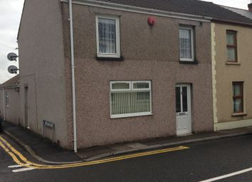 Thumbnail 1 bed flat to rent in Bridgend Road, Aberkenfig, Bridgend