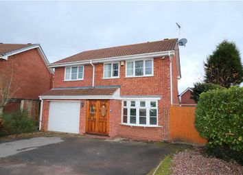 Thumbnail 5 bed detached house for sale in Denshaw Croft, Walsgrave, Coventry, West Midlands