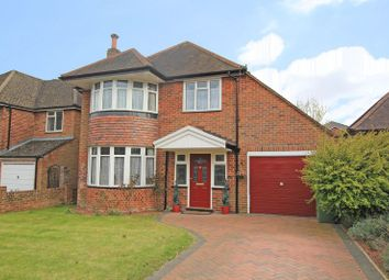Thumbnail 4 bedroom detached house for sale in Blenheim Avenue, Southampton