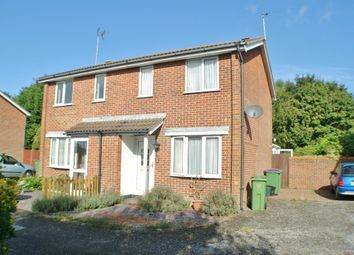 Thumbnail 2 bed semi-detached house for sale in Pine Way, Cheriton, Folkestone