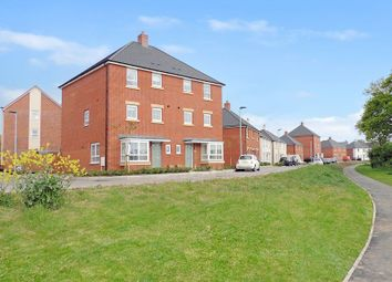 Thumbnail 4 bed town house to rent in Forgetmenot Way, Emersons Green, Bristol