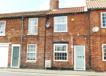 Thumbnail 1 bed cottage to rent in Church Street, Bawtry, Doncaster