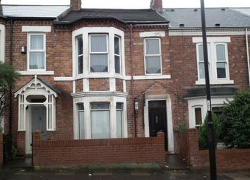 Thumbnail 4 bed property to rent in Warwick Street, Heaton, Newcastle Upon Tyne