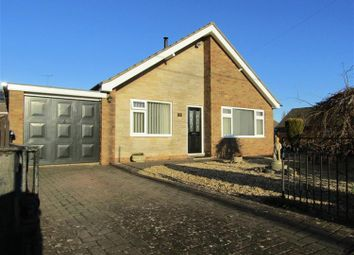 Thumbnail 2 bed detached bungalow for sale in Paddock Lane East, Blyton, Gainsborough