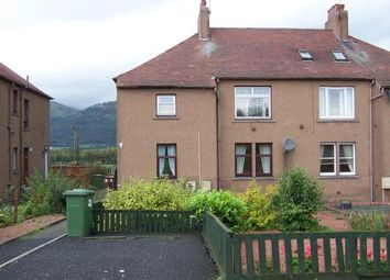 Thumbnail 2 bed flat to rent in Gartmorn Road, Sauchie, Alloa