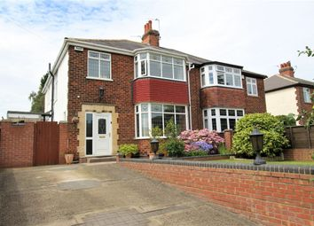 Thumbnail 4 bed semi-detached house for sale in Welholme Avenue, Grimsby