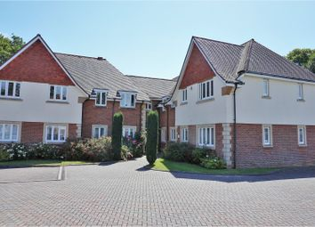 Thumbnail 3 bed flat for sale in Cleeves Court, Rustington, Littlehampton