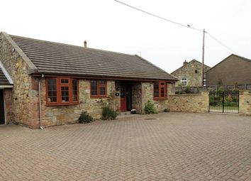 Thumbnail 3 bed detached bungalow for sale in High Hauxley, Morpeth