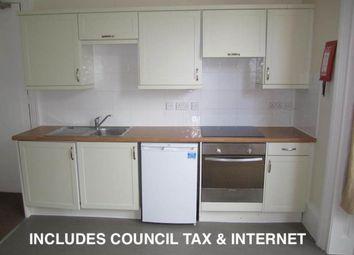 Thumbnail Studio to rent in Powderham Crescent, Exeter