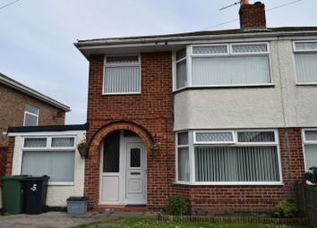 Thumbnail 3 bed semi-detached house for sale in Fenwick Road, Great Sutton, Ellesmere Port