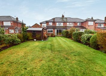 Thumbnail 4 bed semi-detached house for sale in Syddall Avenue, Heald Green, Cheadle