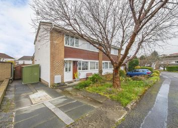Thumbnail 3 bed semi-detached house for sale in 18 Castleton Avenue, Newton Mearns