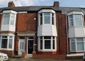 Thumbnail 2 bed terraced house for sale in Wharton Street, South Shields
