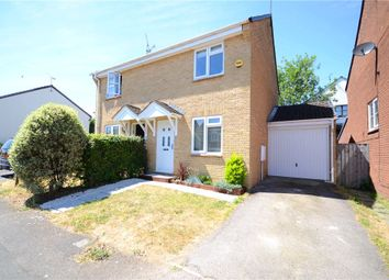 Thumbnail 2 bedroom semi-detached house for sale in Chatton Close, Lower Earley, Reading