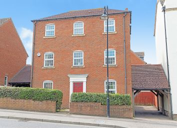 Thumbnail 3 bed detached house for sale in Kirk View, Ashford