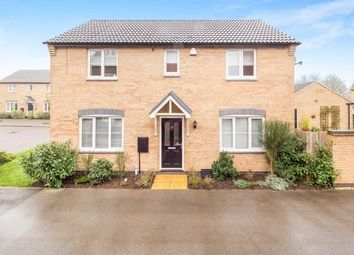 Thumbnail 4 bedroom detached house for sale in Battle Close, Newton, Nottingham