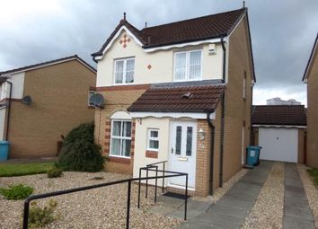Thumbnail 3 bed detached house for sale in Meadow Walk, Coatbridge
