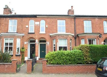 Thumbnail 3 bed terraced house for sale in Osborne Road, Altrincham