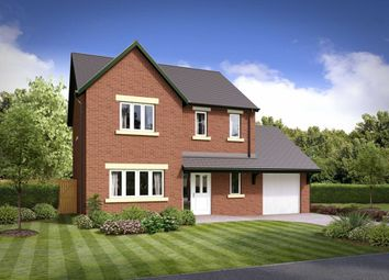Thumbnail 4 bed detached house for sale in The Borrowdale - Plot 5, Barrow-In-Furness, Cumbria