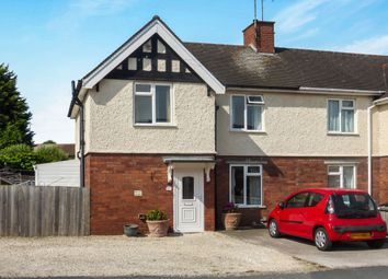 Thumbnail 3 bed end terrace house for sale in St. Guthlac Street, Hereford